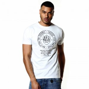 heritage-white-t-shirt-model-front